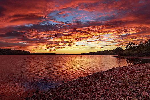 Evening Light by Allin Sorenson