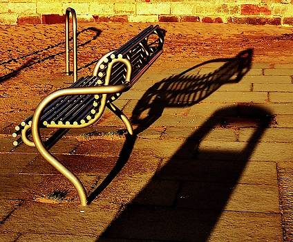 Evening Shadows by Nik Watt