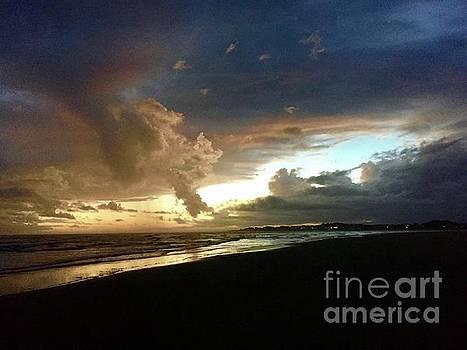 Flavia Westerwelle - Evening Sky
