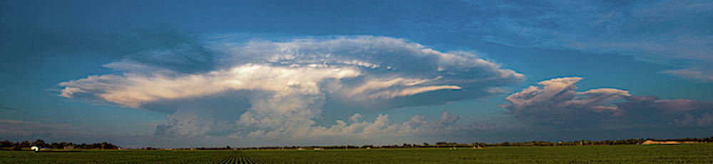 Dale Kaminski - Evening Supercell and Lightning 010