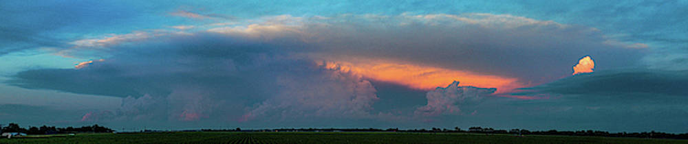 Dale Kaminski - Evening Supercell and Lightning 023