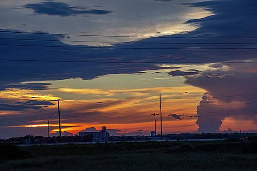 Dale Kaminski - Evening Supercell and Lightning 025