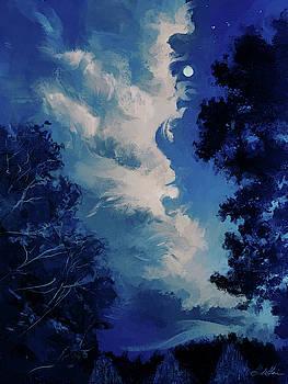 Evening Thunder by Garth Glazier