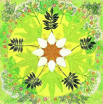 Every Leaf a Prayer by Sandy Thurlow