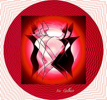 Everybody dance 1a by Iris Gelbart