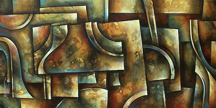 Evolution of Space 2 by Michael Lang