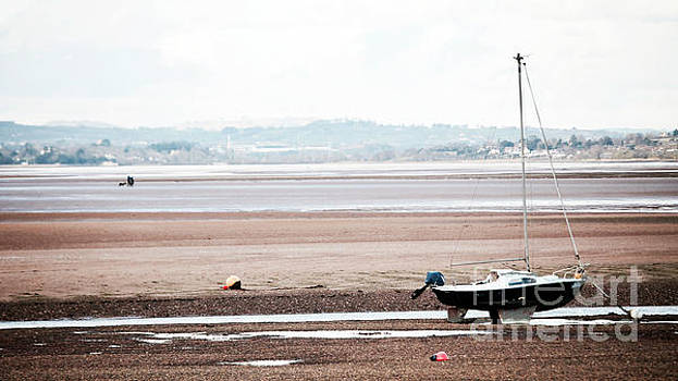 Exmouth Estuary by Leon Woods