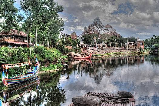 Expedition Everest by Randy Dyer