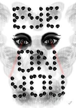 Eye On you by Artist Nandika Dutt
