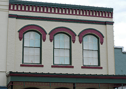 Eyebrow Windows in Bellville Texas by Connie Fox