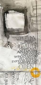 Eyes Open by Sally Wightkin