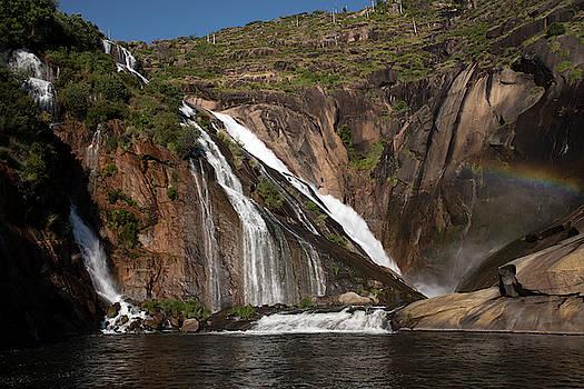 RicardMN Photography - Ezaro waterfall