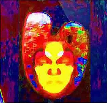 Face On Mars by Gabby Tary