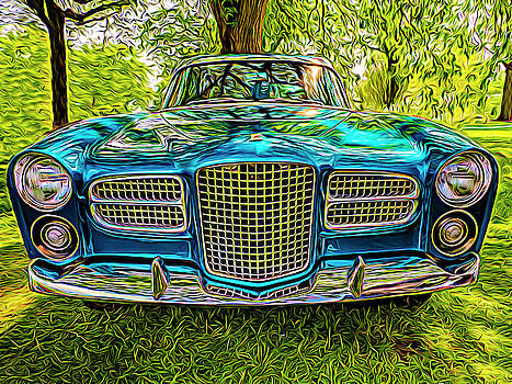 Facel Vega  by Paul Wear