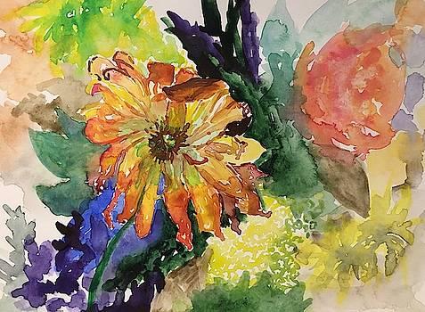 Fading Blossom by Marita McVeigh