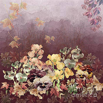 Fading Into Fall by J Marielle
