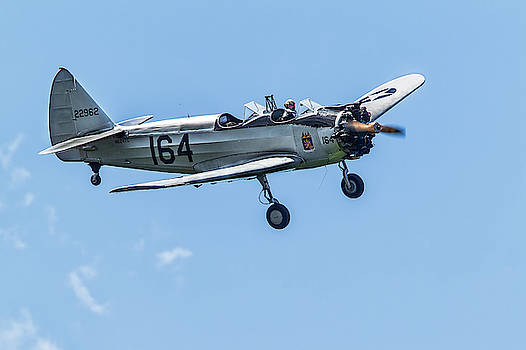 Fairchild PT-23A Cornell by Jerry Fornarotto