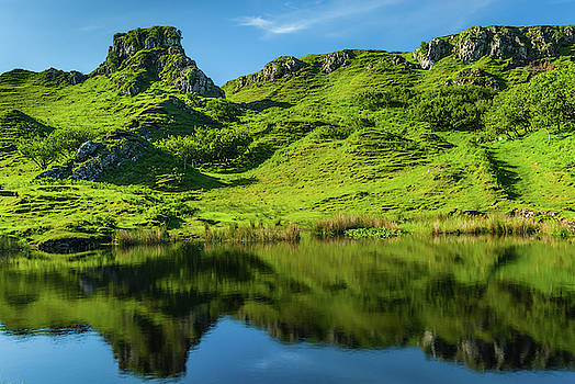David Ross - Fairy Glen, Isle of Skye