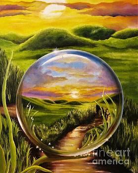 Fairy Tale by Lia Van Elffenbrinck