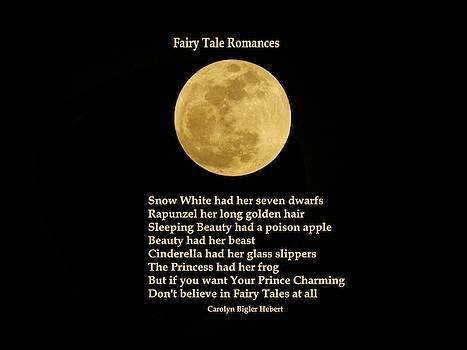 Fairy Tales Romance - Golden Moon by Carolyn Hebert