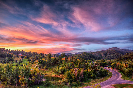 Fairytale Morning by Fiskr Larsen