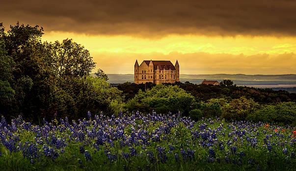 Falkenstein Castle by David Morefield