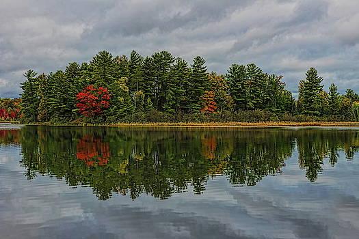 Dale Kauzlaric - Fall At Indian Lake