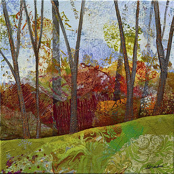 Fall Colors II by Shadia Derbyshire