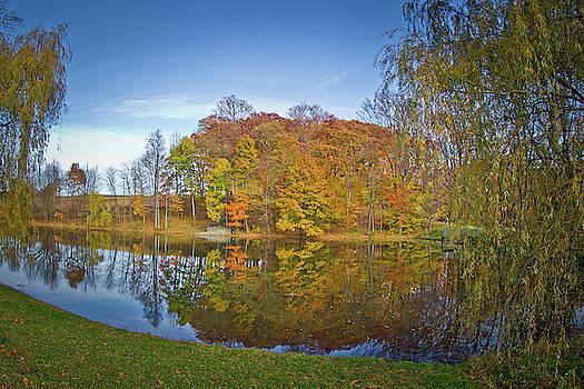 Fall Day II by Dawn Wayand