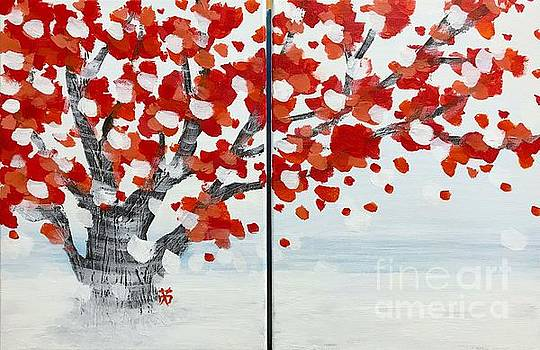 Fall fall fall by Wonju Hulse