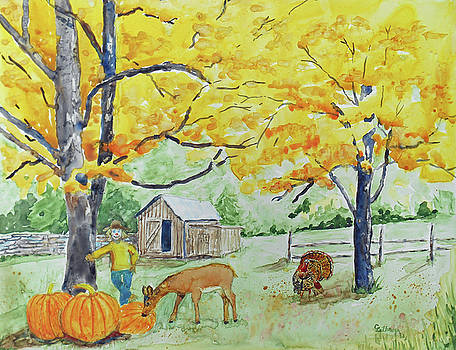 Fall Fun by Christine Lathrop