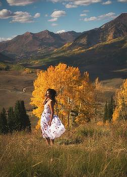 Fall in Crested Butte by Stacy Burk