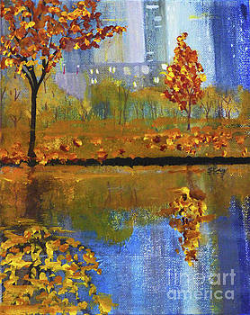 Sharon Williams Eng - Fall in the City