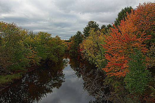 Dale Kauzlaric - Fall On The Pelican River