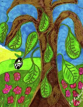 Falling Leaves by Elinor Helen Rakowski
