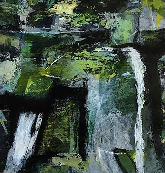 Falling Water by Mary Sullivan