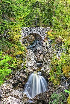 David Ross - Falls of Bruar, Perthshire Highlands