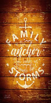 Andrea Gatti - Family Anchor 4 orange