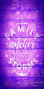 Andrea Gatti - Family Anchor 5 purple