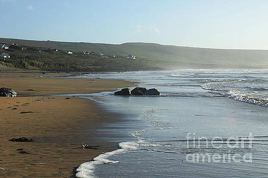 Fanore beach Clare by Peter Skelton