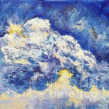 Fantastic abstract clouds by Olga Malamud-Pavlovich