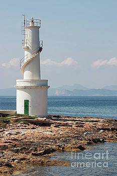 Far de la Savina, Formentera by John Edwards