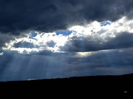 Fascinating Sun Rays by Will Borden