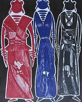 Fashion Time 4 by Edward Kofi Louis