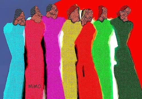 Fashionshow by Mimo Krouzian