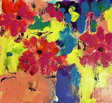 Favorite Flowers by Carol Stanley