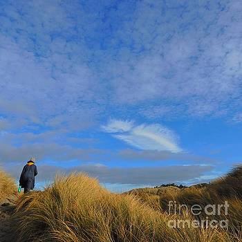 Beatrice Cox - Feather Sky