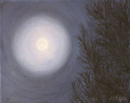 February Moon by Jean Ehler