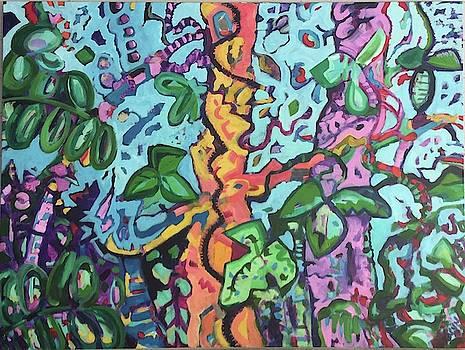 Feeling Vine by Karyn Drum