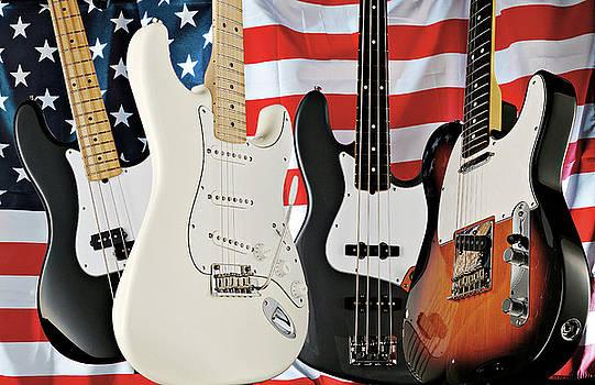 Fender 2008 American Standard Series by Guitarist Magazine